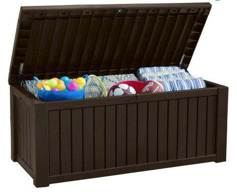 Outdoor Patio Storage Boxes over 100 gallons