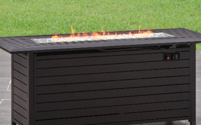 Carter Hills Outside Gas Fire Pit Review