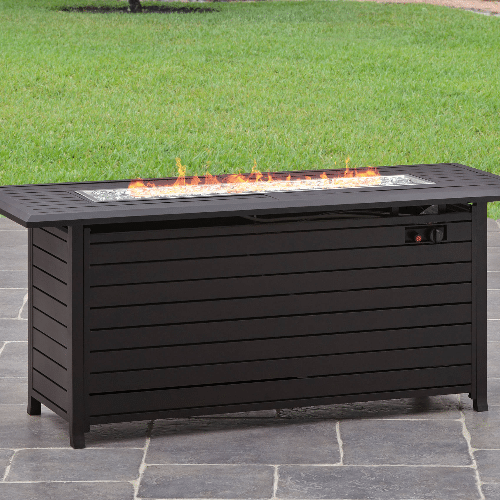 Carter Hills Outside Gas Fire Pit