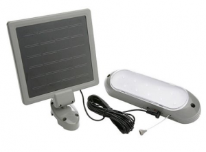 Coleman Cable 10 LED Solar Shed Light