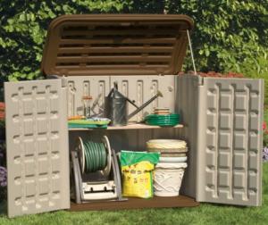 open-suncast-storage-cabinet