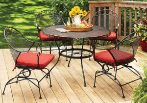 Clayton Court patio Dining Set
