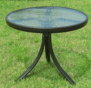 Mainstays Round Patio Side Table