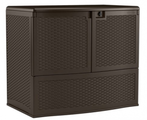 Suncast Oasis storage cabinet