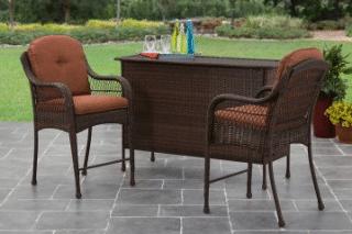 Azalea Ridge outdoor resin wicker patio furniture sets