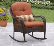 Wicker patio furniture sets-Azalea Ridge Rocker