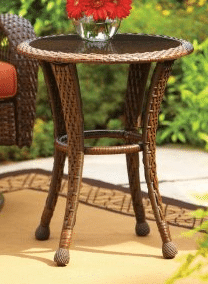 Azalea Ridge side table