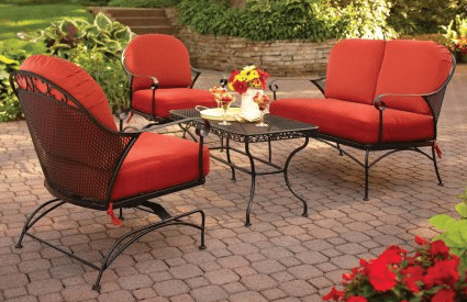 Clayton Court Patio Furniture for a Balcony or Small Deck