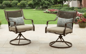 Lynnhaven Park swivel chairs