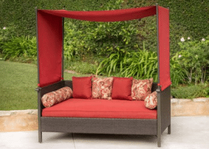 Outdoor Patio Furniture Set-Providence Outdoor day bed