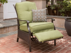 Outdoor Patio Furniture Set-Providence outdoor recliner
