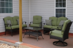 Providence patio furniture collection