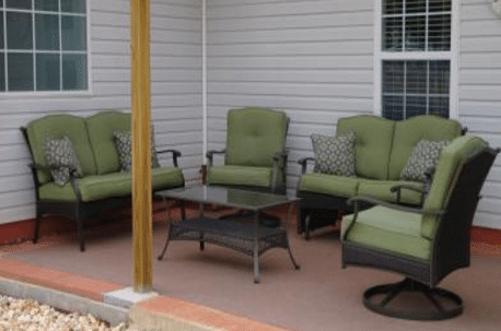 Providence Outdoor Patio Furniture Set