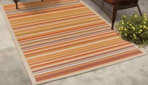 Mainstays outdoor rug