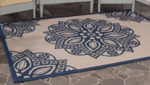 Safavieh Courtyard Millicent outdoor rug
