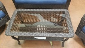 Colebrook coffee table