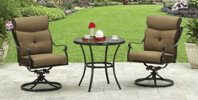 Better Homes and Garden Bailey Ridge bistro set