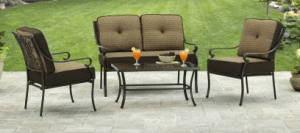 Better Homes and Garden Bailey Ridge conversation set