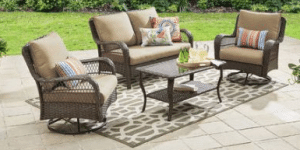 Better Homes and Garden Colebrook conversation set