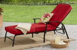 Mainstays Belden Park chaise lounge