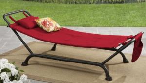 Mainstays Belden Park stand alone hammock