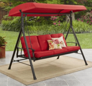 Mainstays Belden Park swing hammock combo