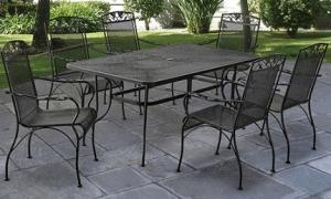 Mainstays Jefferson 7 piece dining set