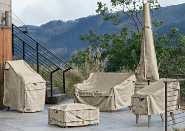 Montlake patio furniture covers