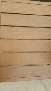Camrose Farmhouse table top slats