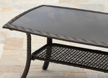 BH & G Amelia Cove coffee table