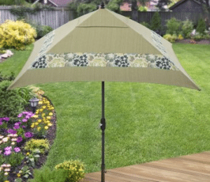 Better Homes and Gardens Jade Avenue Umbrella