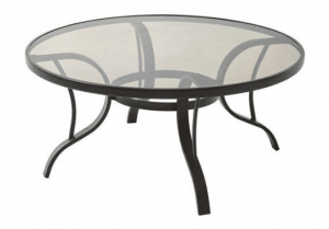 Bristol Springs patio chat set table