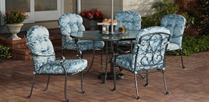 Mainstays Willow Springs patio furniture