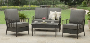 Better Homes and Gardens Fairweather conversation set