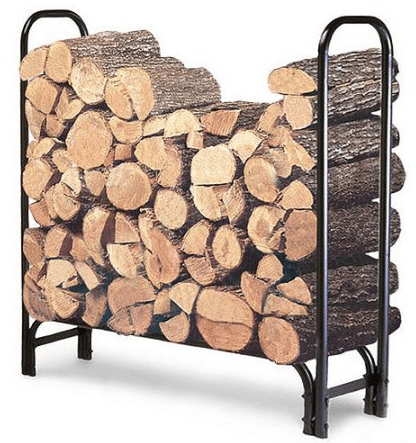 5 different Outdoor Firewood Storage Ideas