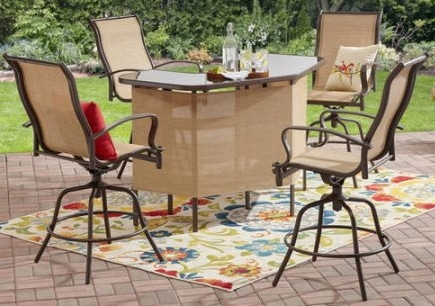 Wesley Creek outdoor patio furniture collection in sets