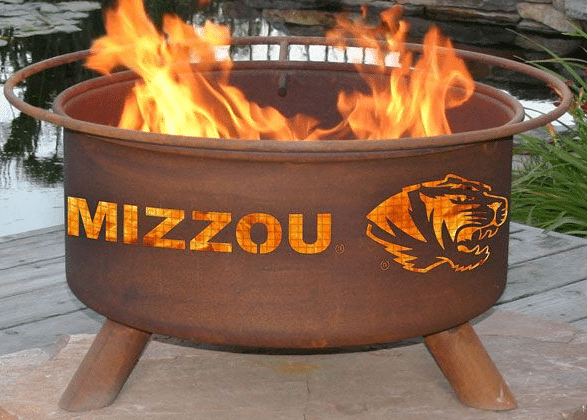 Looking for a Collegiate Fire Pit for your tailgate party
