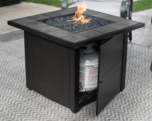 Uniflame gas fire pit