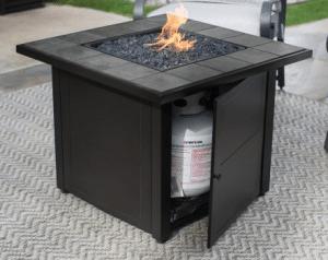 Uniflame gas fire pit