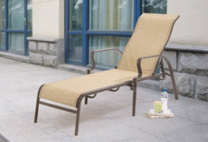 Wesley Creek Chaise Lounge