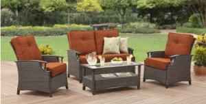 Patio Furniture Conversation Sets-Better Homes and Gardens Oak Terrace conversation set