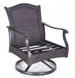 Outdoor Patio Conversation Sets-Better Homes and Gardens Providence chair