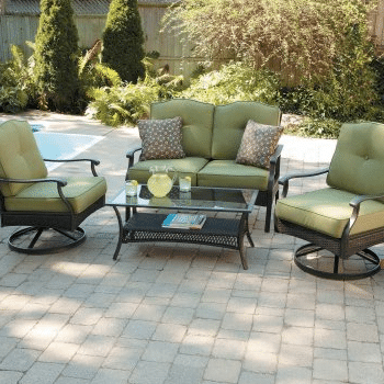 Providence Patio Conversation Set