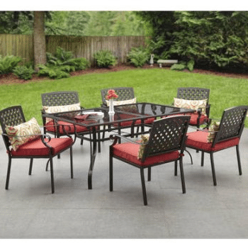 Outdoor furniture for dining