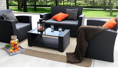Baner Garden Resin Wicker Patio Furniture Sets