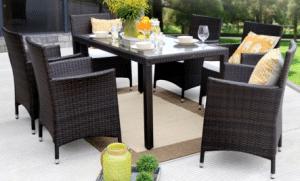 Baner Garden dining sets