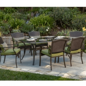 Better Homes and Gardens Providence 7 pc Patio Dining Sets