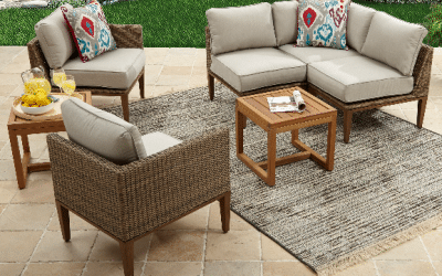 What makes the best patio furniture material for you