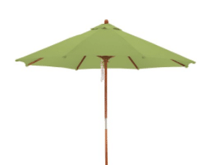 Astella wooden umbrella