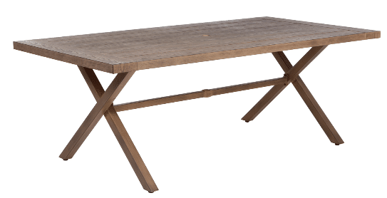 Resin Wicker Outdoor Furniture-Hawthorne Park Dining Table